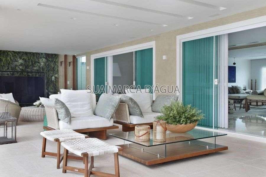 Sala - Casa Lançamento Green House Rua Salvador Enes,Penha Circular,Rio de Janeiro,RJ, À Venda,4 Quartos,324m² - 0010 - 1