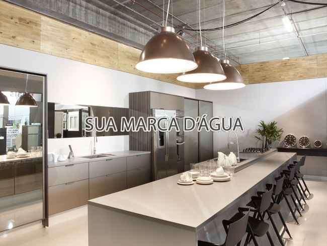 Cozinha - Cobertura Lançamento Green House Rua Salvador Enes,Penha Circular,Rio de Janeiro,RJ, Para Venda e Aluguel,5 Quartos - 0004 - 8