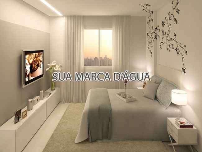 Quarto - Apartamento À Venda no Lançamento white house - Rio de Janeiro - RJ - Penha Circular - 0005 - 5