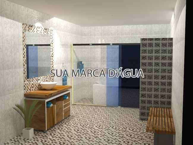 Banheiro - Apartamento Lançamento white house Rua Embuia,Penha Circular,Rio de Janeiro,RJ, À Venda,5 Quartos,240m² - 0005 - 10