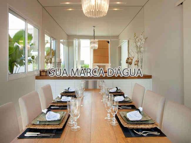 Sala de Jantar - Casa Rua Irmãos Kennedy,Cidade Nova,Belo Horizonte,MG Para Venda e Aluguel,5 Quartos - 0006 - 4