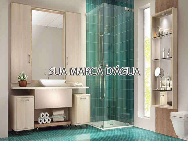 Banheiro - Casa Rua Irmãos Kennedy,Cidade Nova,Belo Horizonte,MG Para Venda e Aluguel,5 Quartos - 0006 - 11