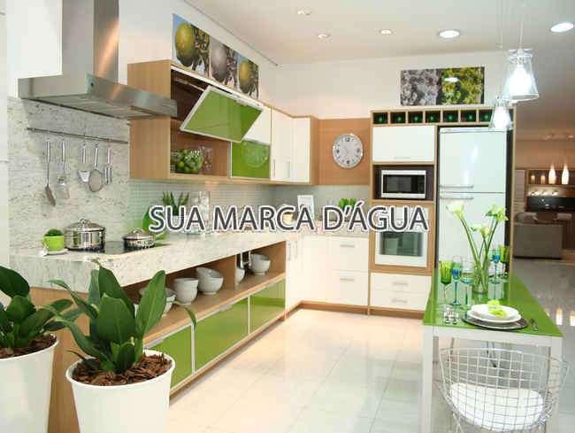 Cozinha - Cobertura Para Venda e Aluguel,3 Quartos - 0008 - 9