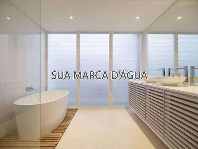 Banheiro - Cobertura Para Venda e Aluguel,3 Quartos - 0008 - 8