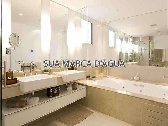 Banheiro - Casa Lançamento Green House Rua Salvador Enes,Penha Circular,Rio de Janeiro,RJ, À Venda,4 Quartos,324m² - 0010 - 7
