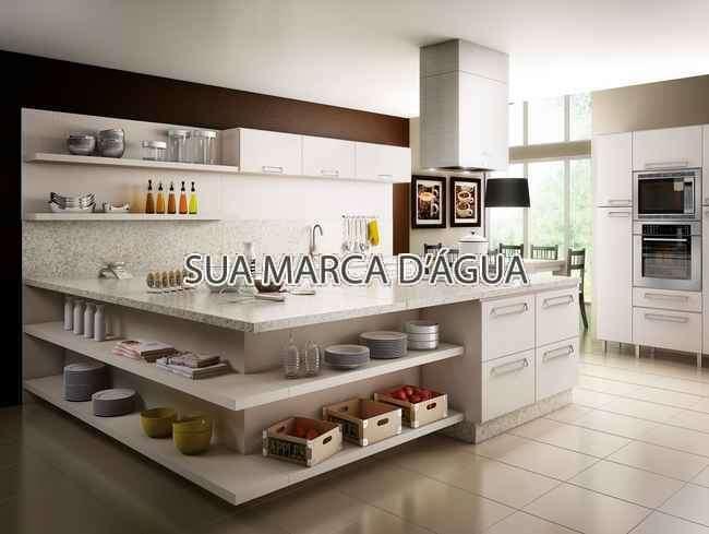 Cozinha - Casa Lançamento Green House Rua Salvador Enes,Penha Circular,Rio de Janeiro,RJ, À Venda,4 Quartos,324m² - 0010 - 3