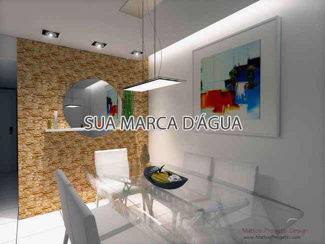 Sala de Jantar - Cobertura Para Venda e Aluguel,3 Quartos - 0008 - 5