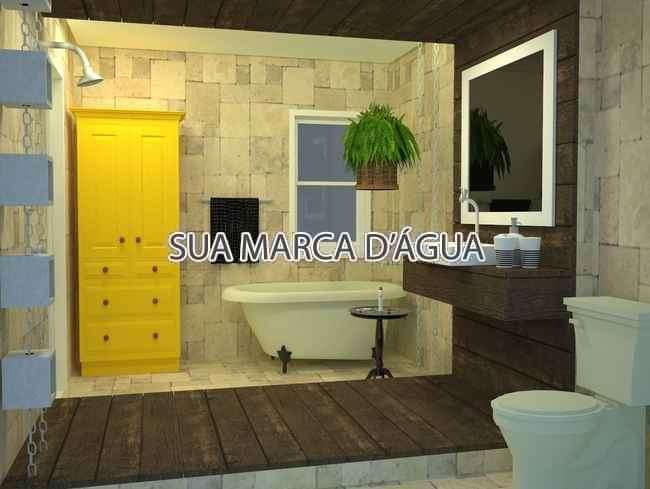 Banheiro - Casa Rua Jitauna,Penha Circular,Rio de Janeiro,RJ Para Venda e Aluguel,3 Quartos,690m² - 0013 - 9
