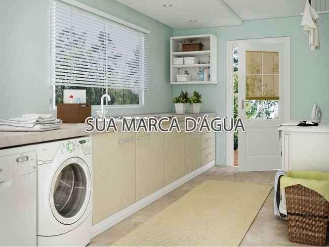 Área de Serviço - Casa Rua José Júlio Sawer,Ponta Verde,Maceió,AL Para Venda e Aluguel,7 Quartos,324m² - 0014 - 13