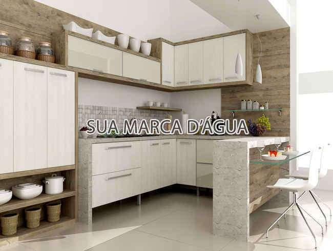 Cozinha - Casa Rua Madre Joana de Gusmão,Centro,São José,SC Para Venda e Aluguel,4 Quartos,324m² - 0015 - 8