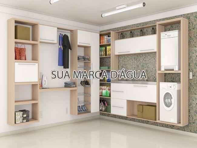 Área de Serviço - Casa Comercial Rua Guará,Penha Circular,Zona Norte,Rio de Janeiro,RJ Para Venda e Aluguel,3 Quartos,123m² - 0017 - 11